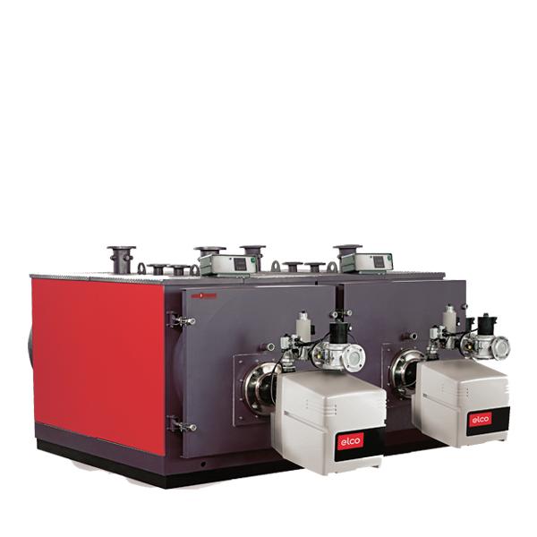 Steam boilers Kolvi RS